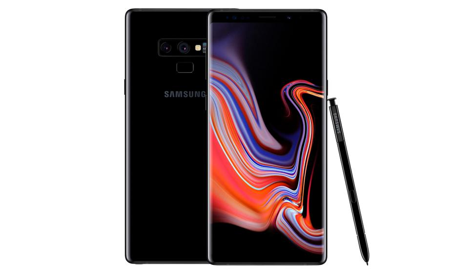 Samsung Galaxy Note 9 im Test