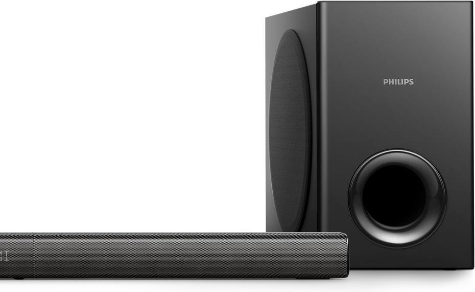 philips soundbar htl3160b im test e. Black Bedroom Furniture Sets. Home Design Ideas