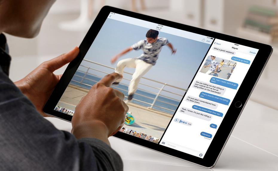 Apples iPad Pro im Test