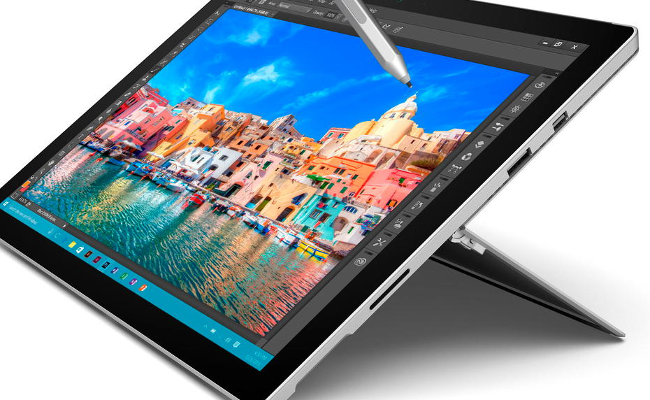 Surface Pro 4 im Test