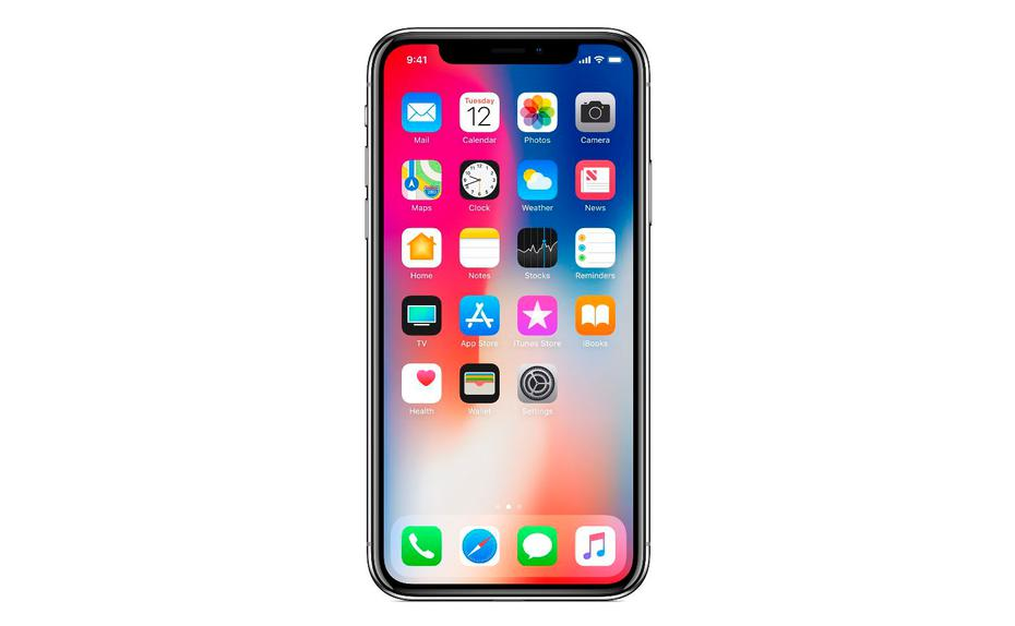 Apple iPhone X im Test